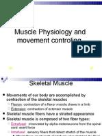 Fisiologi Otot Dan Kontrol Gerak