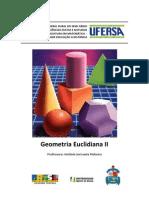Apostila Geometria Euclidiana II