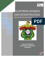 Pelaporan Segmen Dan Desentralisasi