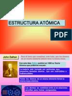 Estructura Atómica clase 1