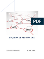 Esquema de Red DMZ