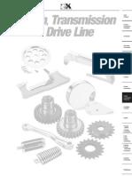 Driveline Information