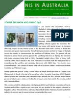 Pakistanis in Australia  Vol2 issue 9 2012