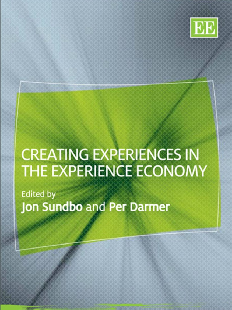 Creating experiences in the experience economy taste innovation fandeluxe Images