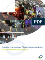 Creative Cultural and Digital Industries Guide. Business Link West Midlands