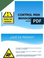 Control Risk Managment-final