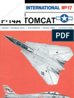 Nº17 - Aerodata International - Grumman F-14A Tomcat