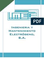Ingenieria y Mantenimiento Electrógen1