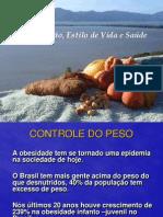 Seminário do Projeto de Extensão - Alimentação, Estilo de Vida e Saúde