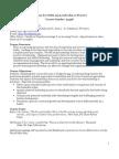 Leadership in Practice - CDAE 295 OL1 - Course Syllabus