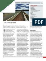 The Road Ahead Paul Dinan 2010