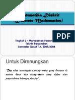 0708-matematika-diskrit-pendahuluan