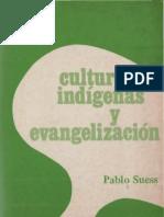 Suess, Pablo - Culturas Indigenas y Evangelizacion