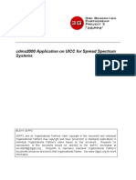 Cdma2000 Application on UICC for Spread Spectrum