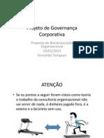 GC - Fundamentos para Estruturação Organizacional