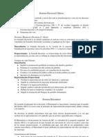 Sistema Electoral Chileno (1)