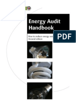 Energy Audit Handbook 2nd Edition