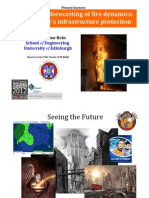 Numerical forecasting of fire dynamics (Plenary YIC ECCOMAS)