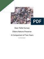 Deer Pellet Project