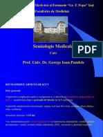 Semiologie curs 3 - RAA