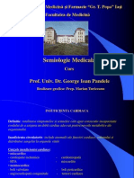 Semiologie IC, Aorta