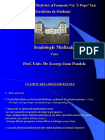 Semiologie Renal - Curs 3