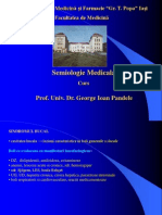 Semiologie Digestiv - Curs 2 - Esofag