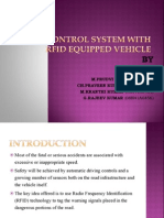 Main Ppt Speed Control System With Rfid Equipped Vehicle