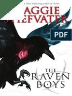 The Raven Boys Excerpt