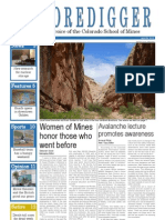 The Oredigger Issue 25 - April 30, 2012