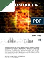 Kontakt 4 Reference Manual Spanish