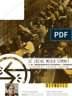O.C. Social Media Summit Speaker Lineup