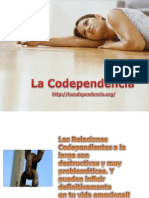 La Codependencia-Sus causas