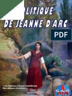 52517046 La Politique de Jeanne d Arc