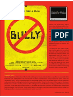Bully the documentary about 2 children that committed suicide