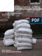 Incorporating Writing Issue Vol 4