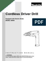 Makita Drill 6095D