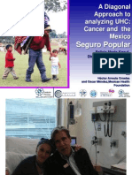 Coverage and Financial Protecction of Cancer in Mexico