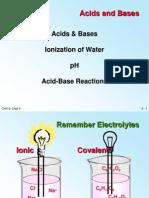 9 CH110 Acids & Bases