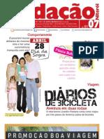 Jornal Redação Abril de 2012
