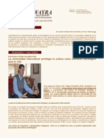 Boletin Wayra. Año 6, N°60 Julio 2010