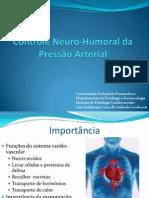 Controle Neuro-Humoral da Pressão Arterial