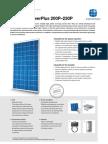 Poly Conergy PowerPlus PP190 230P