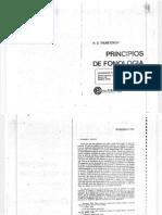 Trubetzkoy. - Principios de Fonología. Introducción y Cap. 1