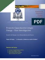 Proyecto Colegio Omega Fase Investigacion Ie