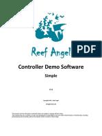 Reef Angel Controller (Preloade Code) Manual v1.6