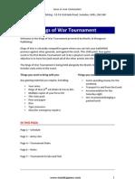 2012 KOW Tournament Pack