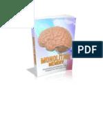 Self Improvement Monolithic Memory Brain eBook Guide
