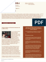 Boletin Wayra. Año 4, N°51 Octubre 2008