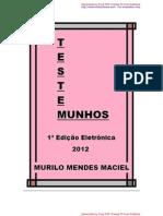 LITERATURA - TESTEMUNHOS 2012